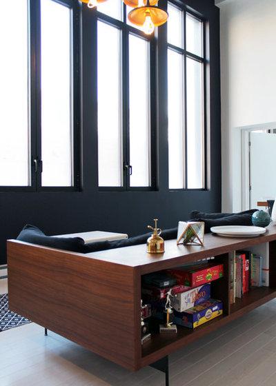 Contemporain Salon by Laura Garner