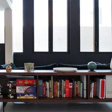 Contemporary Living Room by Laura Garner