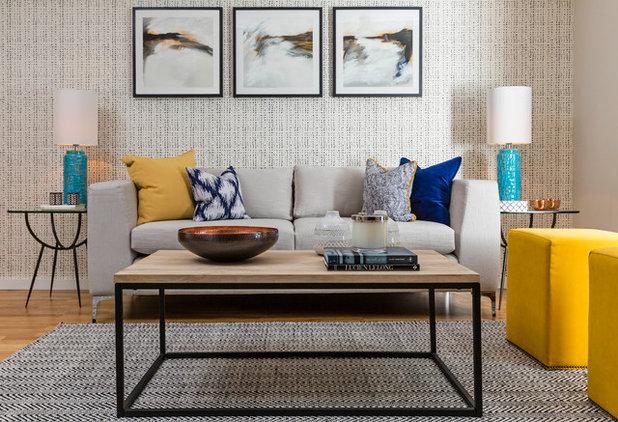 7 Trends, Die 2017 Viele Wohnzimmer Erobert Haben – Ihres Auch?