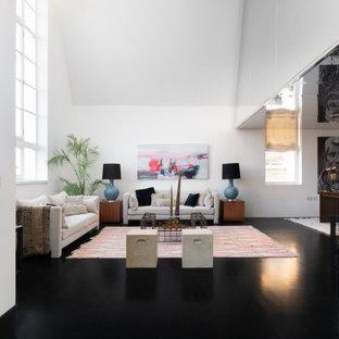 Blenheim Crescent, loft style duplex.