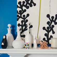 Muddled About Your Mantel? We'll Help Solve Your Display Dilemmas
