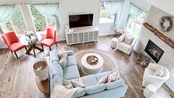 Blissful Beach House