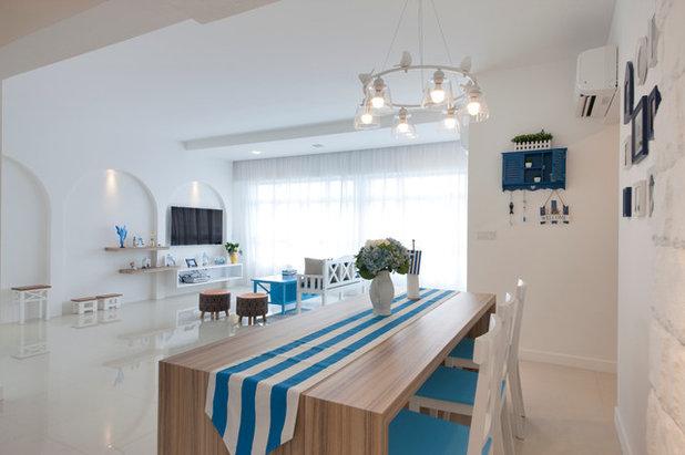 Living Room by Edge Interior Pte Ltd