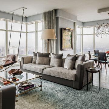 Bloomberg Apartment New York