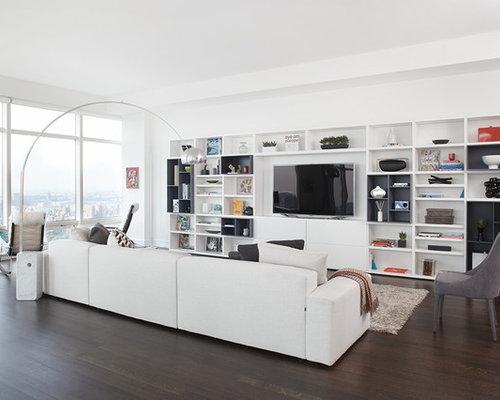 images de d coration et id es d co de maisons biblioth que encastr e. Black Bedroom Furniture Sets. Home Design Ideas