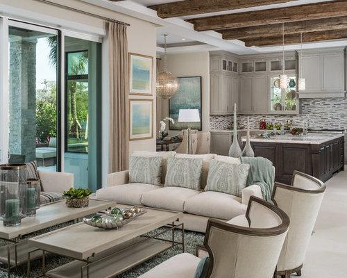 South florida living room design ideas remodels photos houzzFlorida Living Room Decor  40 beautiful beachy living rooms  . Florida Living Rooms. Home Design Ideas