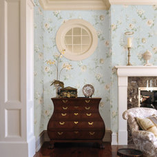 Traditional Living Room by Brewster Home Fashions