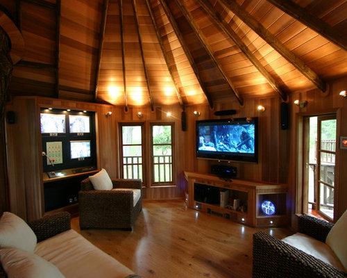 Tree House Interior Houzz