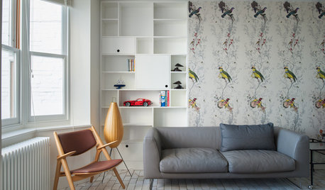 Houzz Tour: A Victorian Beachfront House With a Surprising Interior