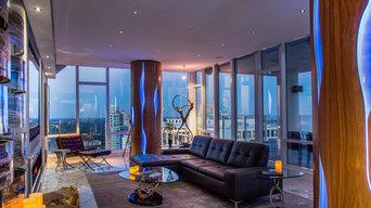 Blue Luxury
