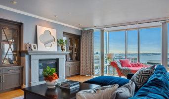 contact blend interior design studio - Interior Designers In Seattle