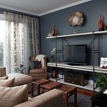 Boerum Hill NYC Eclectic Renovation + Interior Design