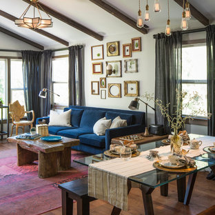 75 Beautiful Eclectic Living Room Pictures & Ideas | Houzz