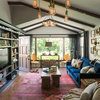 Houzz Tour: Good Vibes for a Hollywood Couple in Laurel Canyon