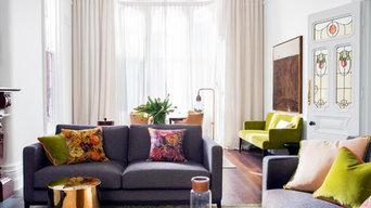 Bold and Beautiful St Kilda West home