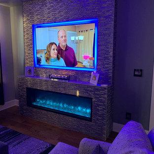 Bonnycastle TV/Fireplace
