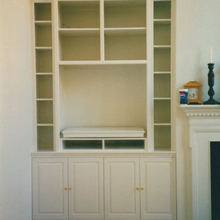 Book cases and cabinets, TV niche