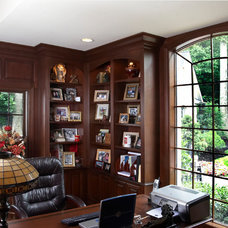 Traditional Living Room by A Cut Above, Inc.