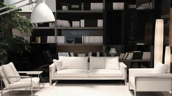 Boston Sofa by sohoConcept