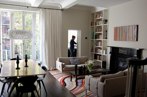 Modern Living Room by Koo de  Kir