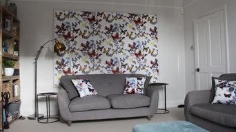 Botanical Living Room