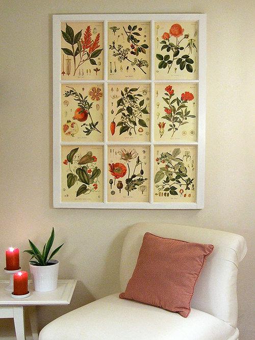 framed botanical prints photos