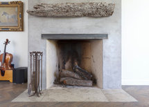 Can you give me some details on the mantle?