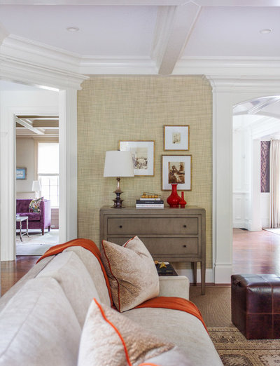 Houzz Tour: Sophisticated and Livable Style in Massachusetts