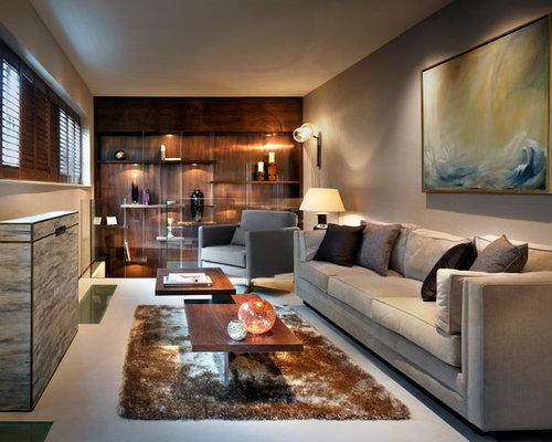 Long Narrow Living Room | Houzz
