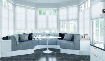 Bow Windows - Cordless Top-Down Bottom -Up Shades
