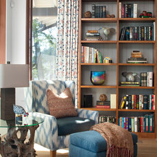 Contemporary Living Room by Interior Solutions Design Group Inc.