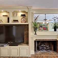 Traditional Living Room by Turan Designs, Inc.