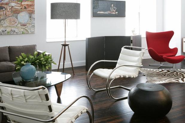 Moderne Salon by Brad Ford ID