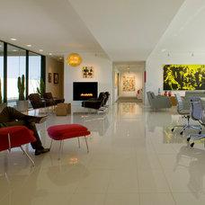 Modern Living Room by 180 degrees