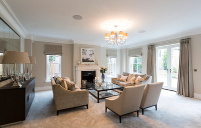 Houzz Tour: Relaxed Luxe in a Berkshire New Build