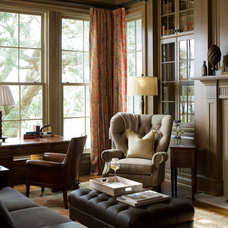 Traditional Living Room by Spivey Architects, Inc.