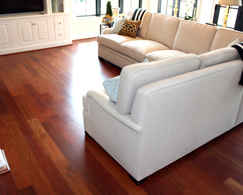 Cherry Hardwood Flooring Design Ideas & Remodel Pictures | Houzz