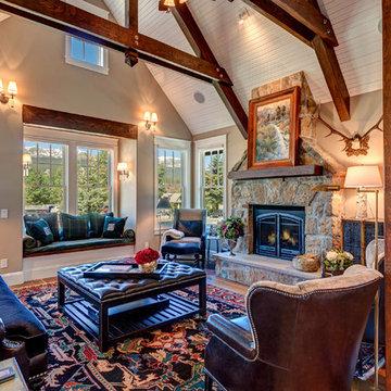 Breckenridge Victorian Home w Ralph Lauren Design