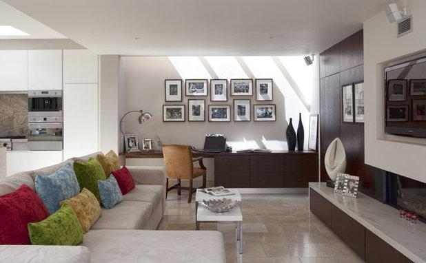 Contemporary Living Room Breda Clifford
