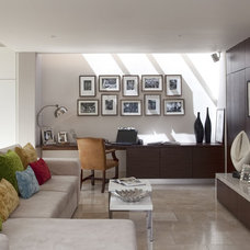 contemporary living room Breda Clifford