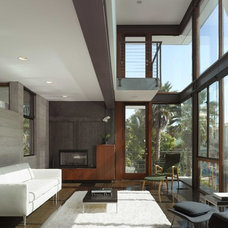 Modern Living Room by R&D architects