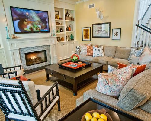 Breezy Brentwood Living Room