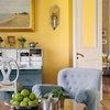 Inspiration: 8 av Sveriges mest färgsprakande hem