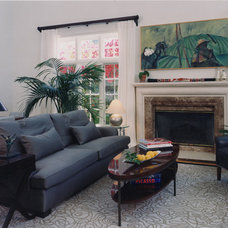 Tropical Living Room by Artistic Environments, Inc.