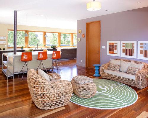 Living Room Ideas Lilac