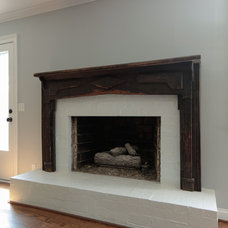 Traditional Living Room by The Kingston Group - Remodeling Specialists