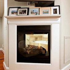 Modern Living Room by Michael Nash Design, Build & Homes