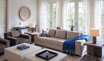 Bridgehampton,Living room