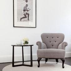 Contemporary Living Room by Camilla Molders