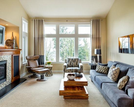 Contemporary Recliner Sofa Houzz   Living room reclining sofasReclining Living Room Sets Youll Love  Sampson Power Reclining  . Living Room Recliner. Home Design Ideas